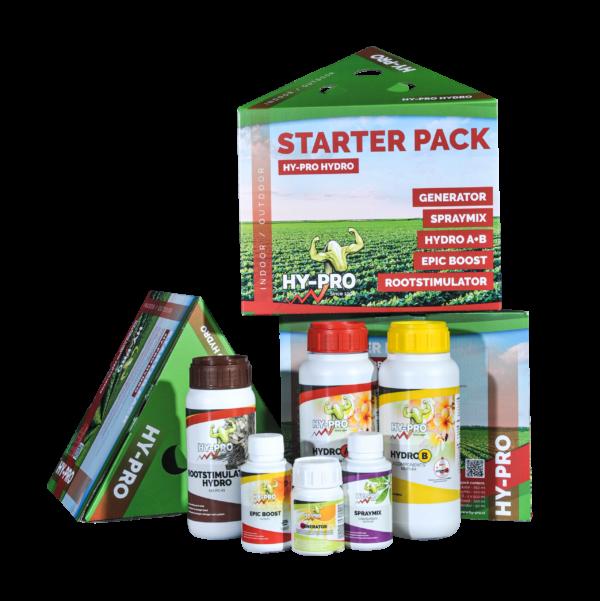 Starter pack hydro