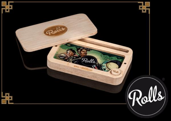 roll secret box