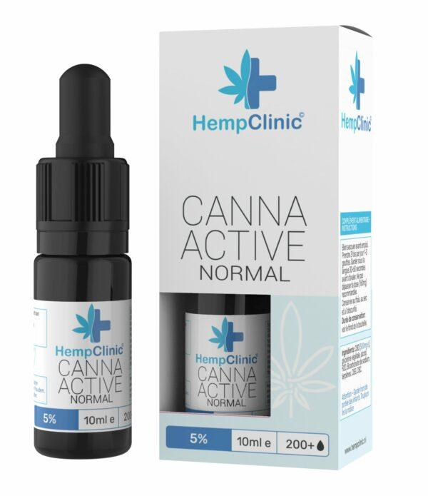CannaActive HempClinic Normal 5%