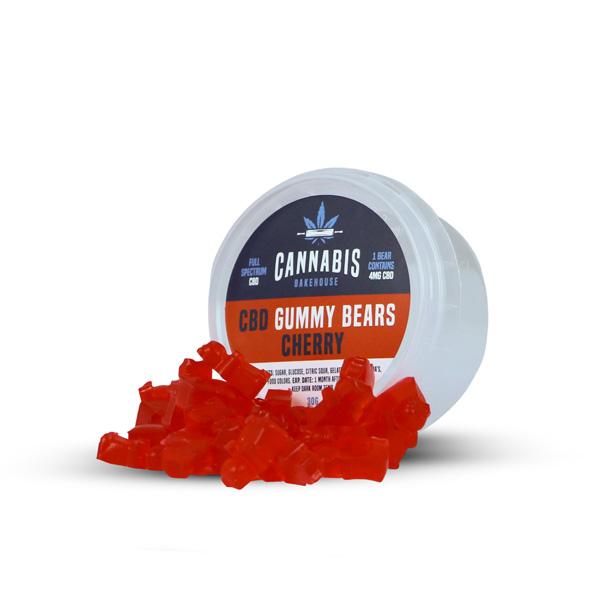 Cannabis-bakehouse-CBD-gummy-bears-cherry-2