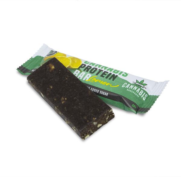 Cannabis-bakehouse-protein-bar-lemon