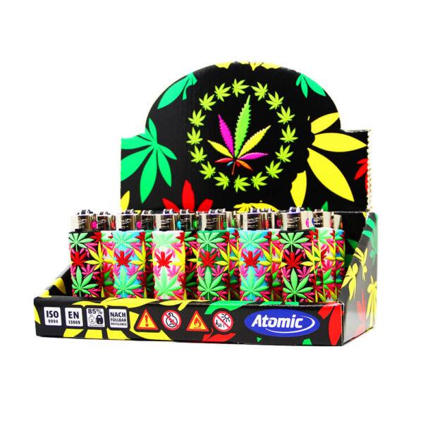 atomic leaf jungle