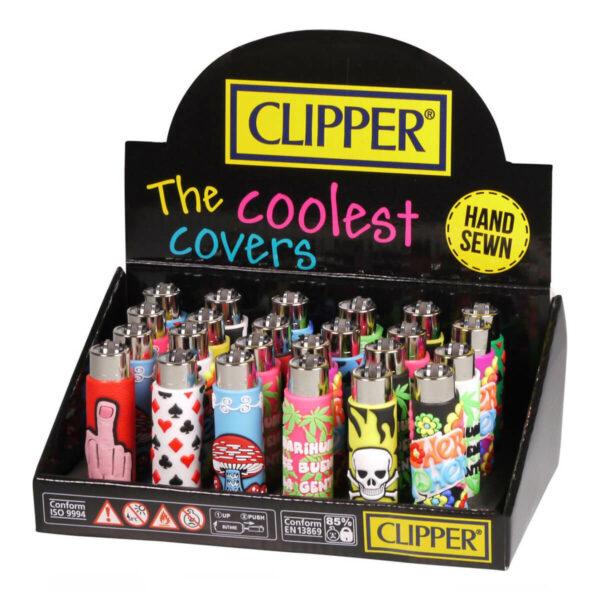clipper mix go