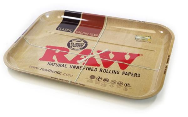 Raw rolling tray xl