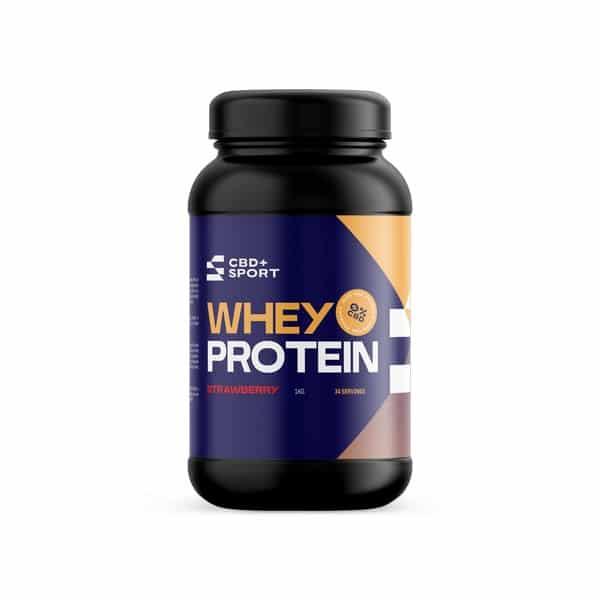 CBDwhey-protein-strawberry-1KG