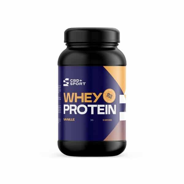 CBDwhey-protein-vanille-1KG